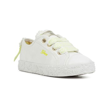 Geox - Jr Ciak - Baskets basses - blanc