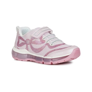 Geox - Android - Low Sneakers - rosa