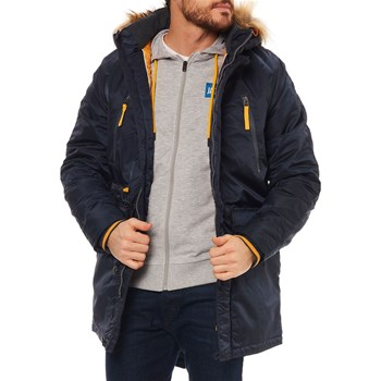 Jack & Jones - Parka - azul