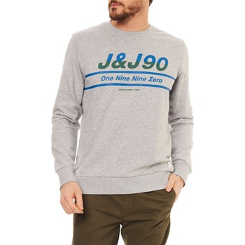 Jack & Jones - Sweatshirt - hellgrau