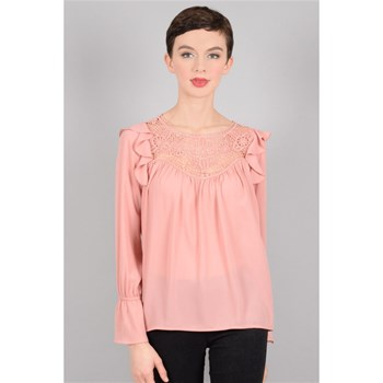 Molly Bracken - Blusa - rosa antico