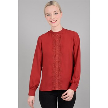 Molly Bracken - Blusa - bordeaux