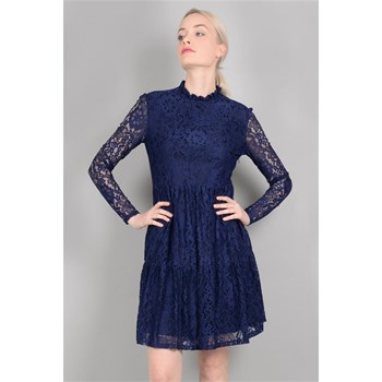 Molly Bracken - Vestito svasato - blu scuro