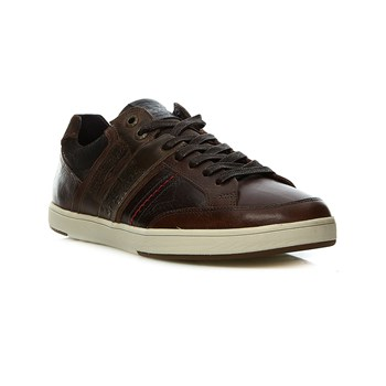 Levi's - Beyers low - Ledersneakers - braun