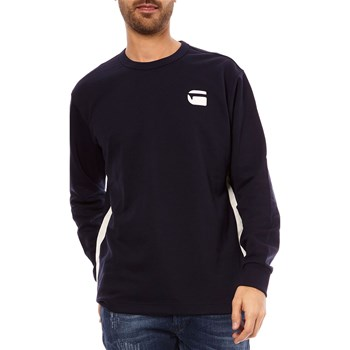 G Star - Sweat-shirt - bleu marine