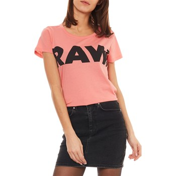 G Star - T-shirt manches courtes - rose