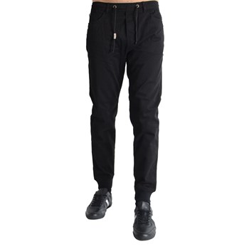 Japan Rags - Pantalon - noir