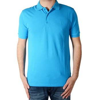 Marion Roth - Polo manches courtes - turquoise