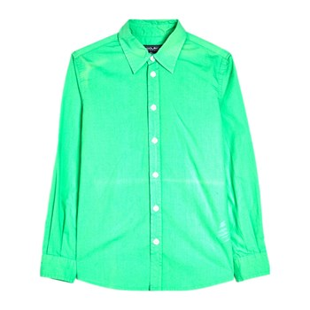 Woolrich - Chemise manches longues - menthe