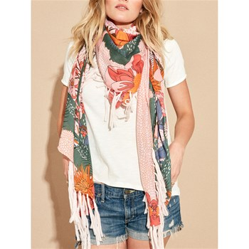 Amenapih - Bloom - Foulard - rose