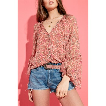 Amenapih - Papaye - Blouse - blush