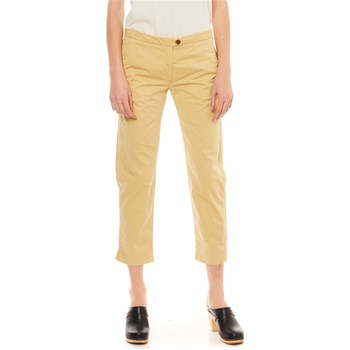 Woolrich - Pantalon 7/8 - sable
