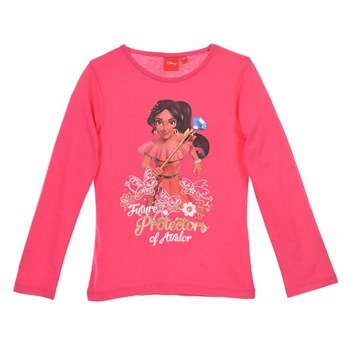 Elena of Avalor - T-shirt manches longues - rose