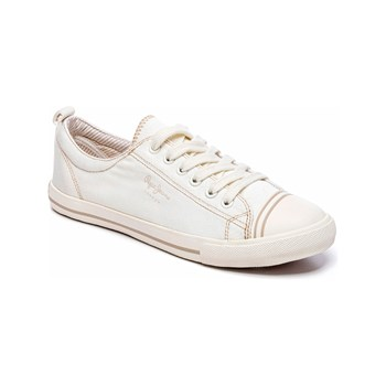 Pepe Jeans Footwear - Gery Bass - Baskets basses - blanc