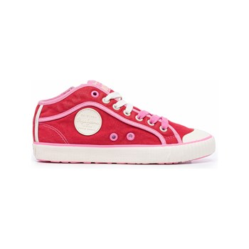 Pepe Jeans Footwear - Industry Basic 19 - Baskets basses - rose