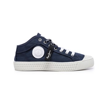 Pepe Jeans Footwear - Low Sneakers - blau