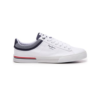 Pepe Jeans Footwear - North Court - Baskets basses - blanc