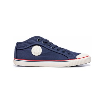 Pepe Jeans Footwear - Industry Basic - Low Sneakers - blau