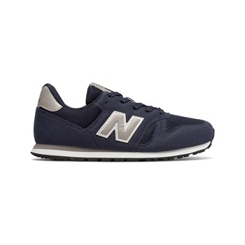 New Balance - YC373 - Low Sneakers - marineblau
