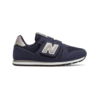 New Balance - YV373 - Baskets basses - bleu marine