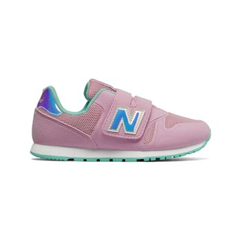 the best attitude ba398 d2875 New Balance YZ373 - Baskets basses - rose