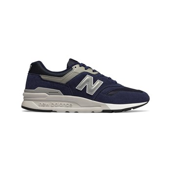 New Balance - CM997 - Low Sneakers - blau