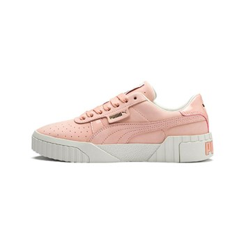 Puma - Cali Fashion - Baskets en cuir - pêche