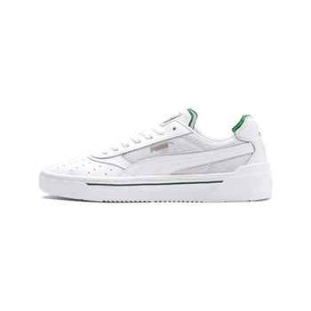 Puma - Cali Wh - Lage gympen - wit