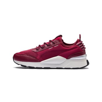 Puma - Trophy - Baskets basses - bordeaux