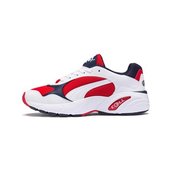 Puma - Viper - Baskets basses - rouge