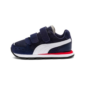 Puma - Vikky Ribbon - Baskets basses - bleu marine