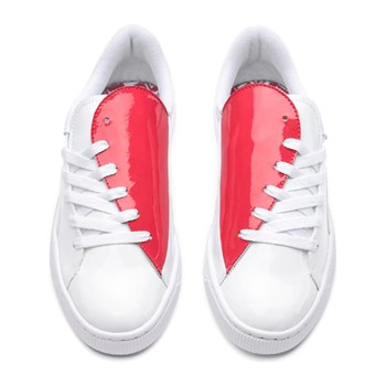 Puma - Crush Wh - Baskets basses - blanc