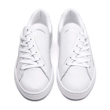 Puma - Crush Emboss - Baskets basses - blanc