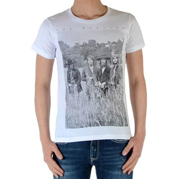 Little Eleven Paris - T-shirt manches courtes - blanc