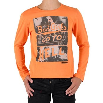 Japan Rags - T-shirt manches courtes - orange