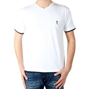 Marion Roth - T-shirt manches courtes - blanc
