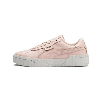 Puma - Cali fashion - Baskets basses en cuir - rose