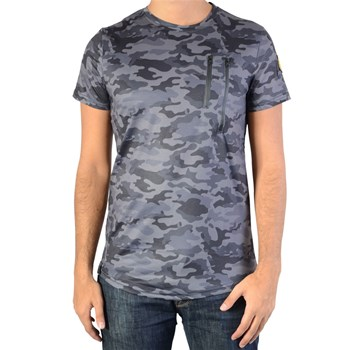 Ryujee - T-shirt manches courtes - gris