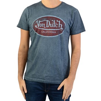 Von Dutch - T-shirt manches courtes - gris