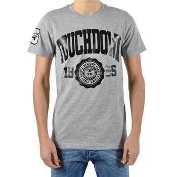 Be and Be Touchdown - T-shirt manches courtes - gris