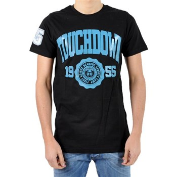 Be and Be Touchdown - T-shirt manches courtes - noir