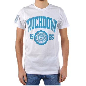 Be and Be Touchdown - T-shirt manches courtes - blanc