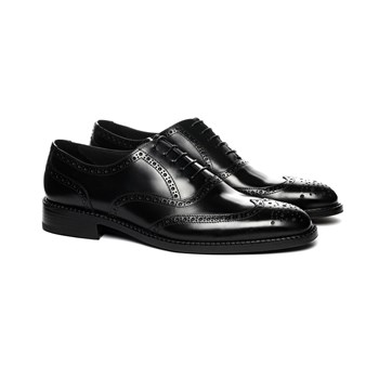 Pete Sorensen - Monterery Mayfair - Derbies en cuir - noir