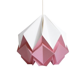 Tedzukuri Atelier - Origami design - Suspension - rose