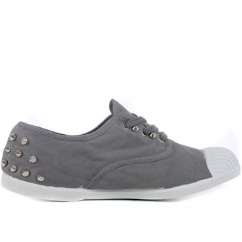 Kiss and Walk - Baskets basses - gris