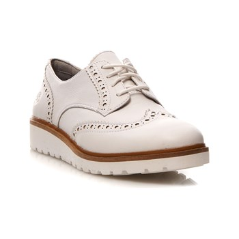 Timberland - Derby in pelle - bianco