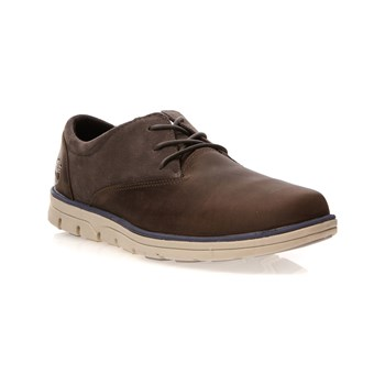 Timberland - Derby in pelle - grigio