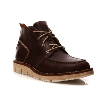 Timberland - Stivaletti in pelle - bordeaux