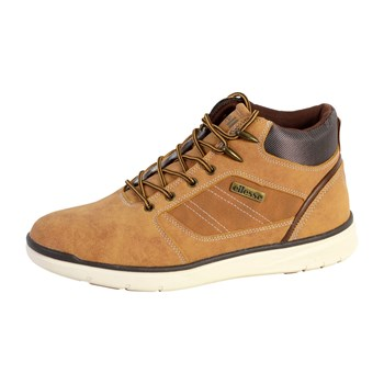 Ellesse - Baskets montantes - marron