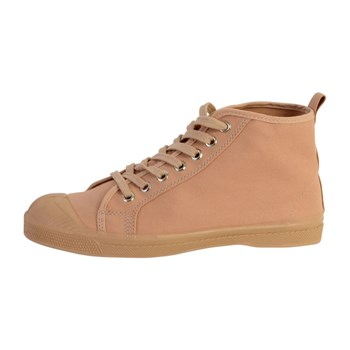 Bensimon - Baskets montantes - rose